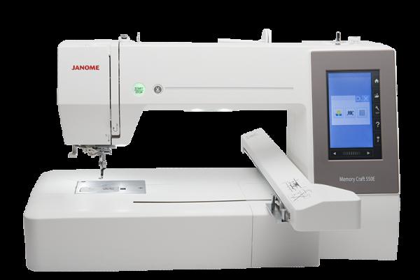Janome MC550E Embroidery Only Machine