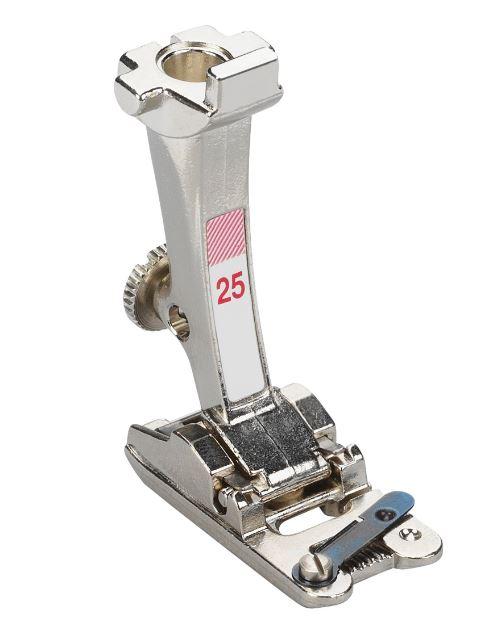 25V 5 Groove Cording Foot (for computerised models)