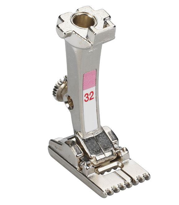 32V 7 Groove Pintuck Foot (computerised models)