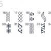 Bernina B325 Chart