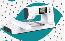 Bernette 70 DECO - Embroidery only machine