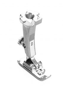 #2 Overlock Foot (Mechanical models only)