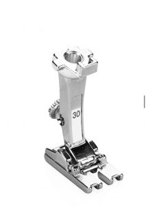 #30 Pintuck Foot with 3 Grooves (Mechanical Models Only)