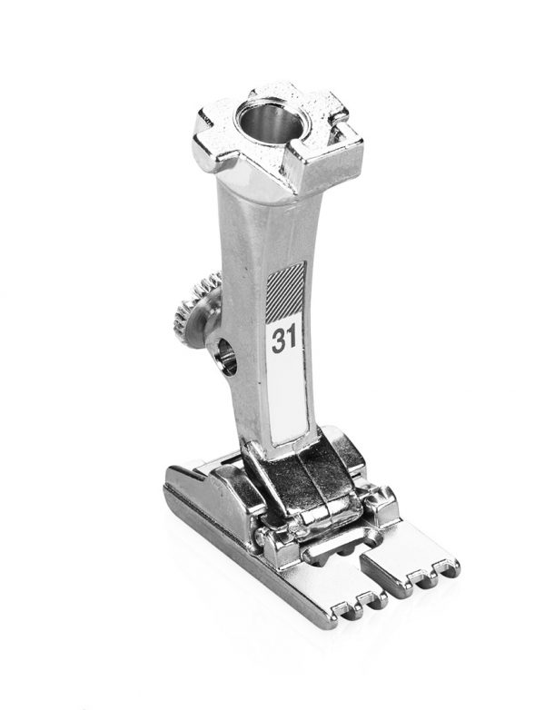 #31 Pintuck Foot with 5 Grooves (Mechanical Models Only)