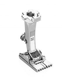 #32 Pintuck Foot with 7 Grooves (Mechanical Models Only)