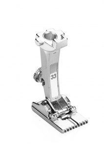 #33 Pintuck Foot with 9 Grooves (Mechanical Models Only)
