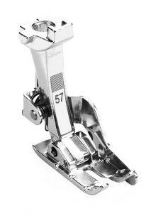 #57 Patchwork Foot with guide (Mechanical Models Only)