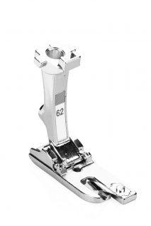 #62 2mm Straight Stitch Hemmer Foot (Mechanical Models)
