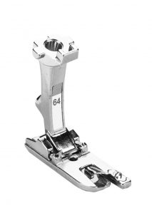 #64 4mm Straight Stitch Hemmer (Mechanical Models Only)