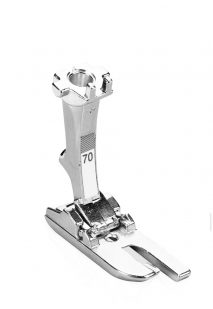 #70 3mm Lap Seam Foot (Mechanical Models Only)